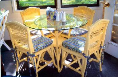 How to recover and protect your dining room table chair seats